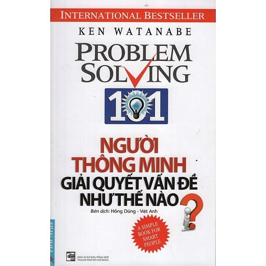 Người thông minh giải quyết vấn đề như thế nào?