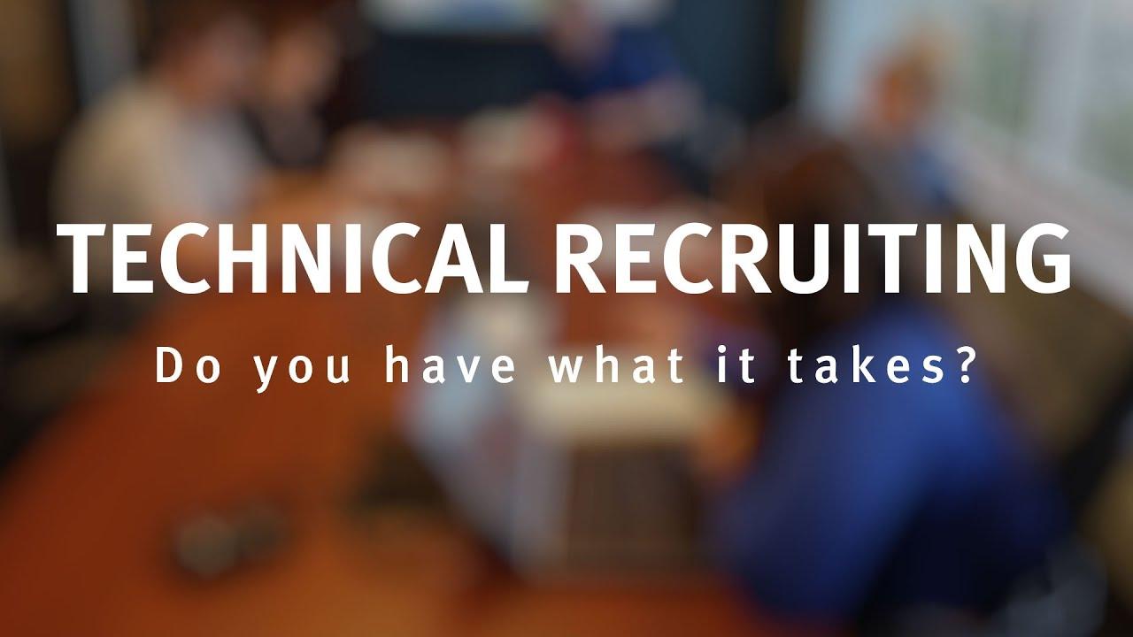 IT Recruiter có cần tìm hiểu kiến thức Technical?